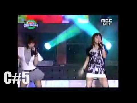 CSJH 천상지희 The Grace 린아 Lina Vocal Range 음역대 E3-C#6