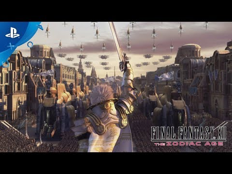 Final Fantasy XII The Zodiac Age Trailer