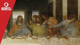 The Last Supper by Leonardo da Vinci in Milan