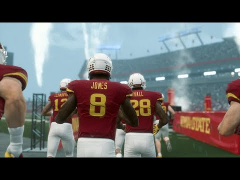 Texas vs Iowa State Full Game | NCAA College Football 11/16/2019 (NCAA Football 20)