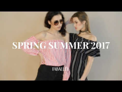 New Spring Collection at FabAlley.com
