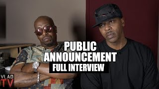 Public Announcement on R Kelly, Aaliyah, Sparkle, Documentary (Full Interview)