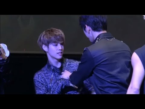 MARKJIN-GOT7 Flirtation, jealousy and proteins  ENGSUB/ESPSUB
