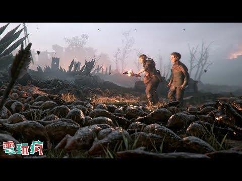 《瘟疫傳說:無罪》殭屍海看多了 那老鼠海你有見過嗎?未上市遊戲介紹
