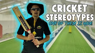 Cricket STEREOTYPES: Winter Nets! (Which ONE is YOU?) - YouTube