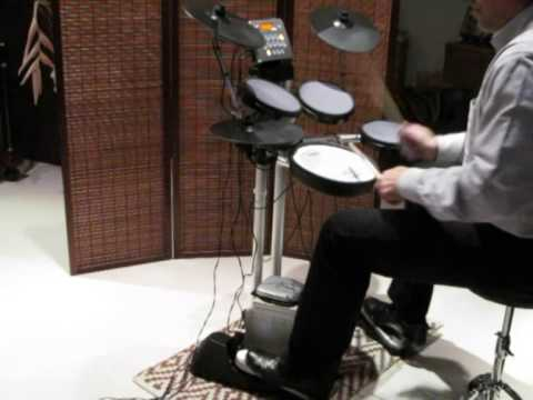 Duran Duran - Sound Of Thunder [Astronaut2005 Drum cover]