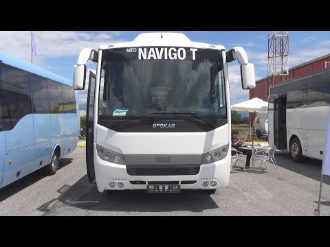 Otokar Neo Navigo T Bus (2016) Exterior and Interior in 3D