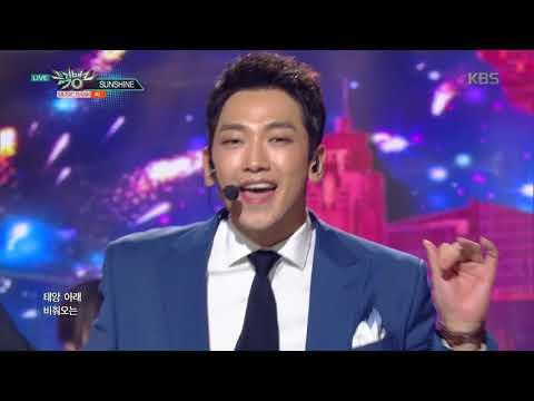 뮤직뱅크 Music Bank - SUNSHINE - 비 (SUNSHINE - RAIN).20171201