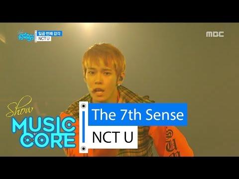 [HOT] NCT U - The 7th Sense, 엔씨티 유 - 일곱 번째 감각 Show Music core 20160430