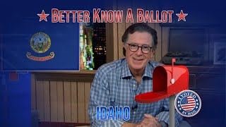 """Idaho, Confused About Voting In The 2020 Election? """"Better Know A Ballot"""" Is Here To Help!"""