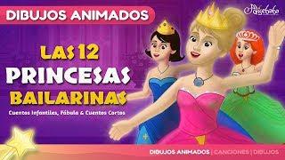 Las 12 Princesas Bailarinas - cuentos infantiles en Español