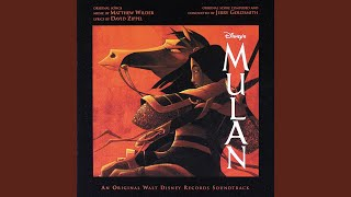 """I'll Make a Man Out of You (From """"Mulan""""/Soundtrack)"""