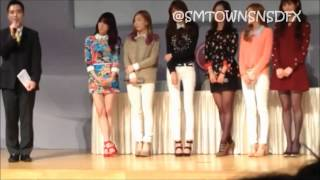 SMTOWNSNSDFX - [ 2013 ] SNSD FUNNY MOMENTS - PART 2