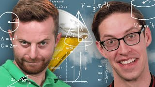 The Try Guys Drunk Vs. High Math Test