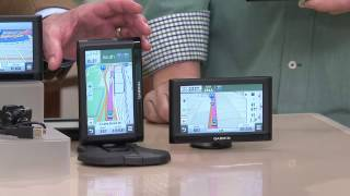 Garmin Nuvi 55LM GPS with Vent Mount with Dan Hughes
