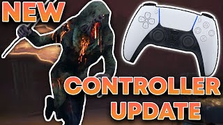 The NEW Update to Blight Sensitivity on Controller | Dead by Daylight