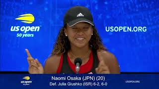 Naomi Osaka best moments