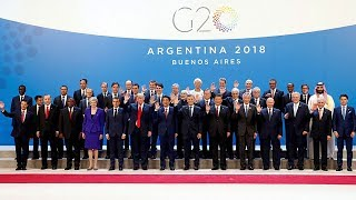 Xi urges G20 to show political leadership on trade, climate change