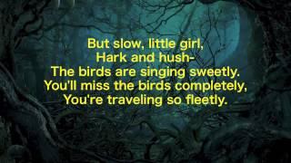 """""""Hello Little Girl"""" - Into the Woods lyrics 2014"""