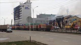 Грозный атаковали боевики Имарата Кавказ