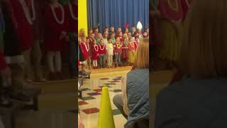 Alyssa's 1st grade program(6)