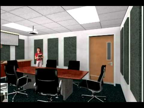 Barton Malow S Conference Room Acoustical Solutions