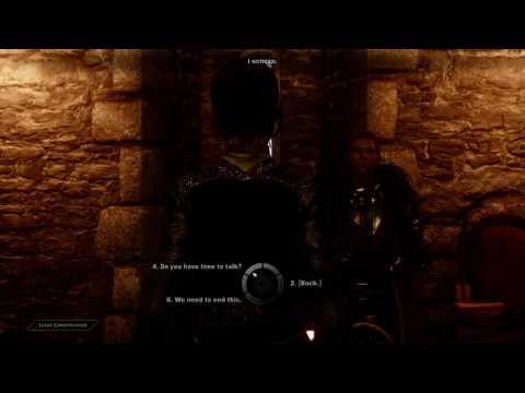 Dragon Age Inquisition - I Like You (Cullen Romance PC Part 10)