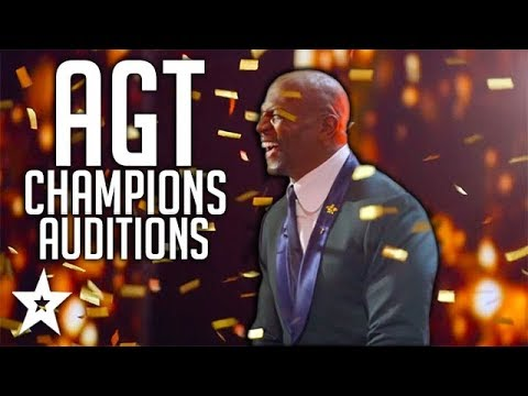The Champions on America's Got Talent 2019 | Auditions | WEEK 4 | Got Talent Global
