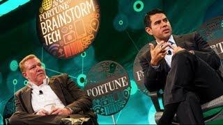 Cesar Conde, Ryan Kavanaugh & Jeremy Zimmer Speak at Brainstorm Tech 2013 | Fortune