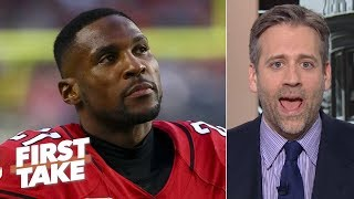 Patrick Peterson's PED suspension could hurt his Hall of Fame chances - Max Kellerman | First Take