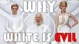 Why White is EVIL in Science Fiction Films