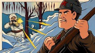 Finnish vs Soviet Squads Who was Superior? | Animated History