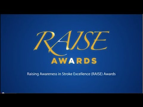 Jim Baranski, CEO, National Stroke Association announces the 2013 winners of the RAISE (Raising Awareness In Stroke Excellence) Awards. RAISE is a national awards program that annually recognizes individuals and groups for taking stroke awareness activities to new heights.