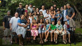 Project KULEANA: Nā Keiki O Ka Pūnana Leo O Maui
