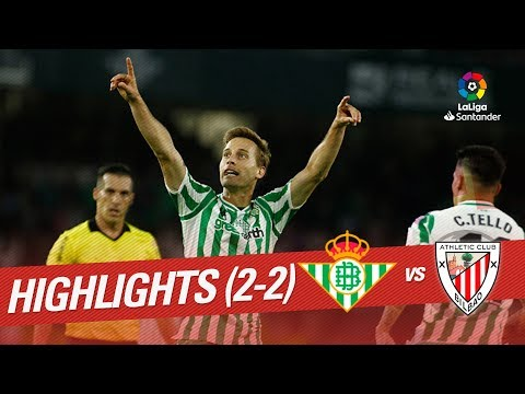 Real Betis vs Athletic