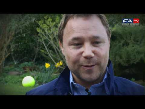 Stephen Graham - Footie in the Movies | FATV - YouTube