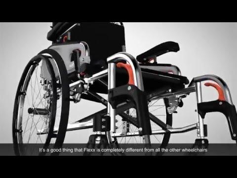 Karma Flexx Transit Manual Wheelchair