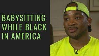 "Babysitting While Black!: Police Called On Atlanta Man For ""Babysitting While Black"""