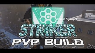 STRIKER BATTLEGEAR 1.5 PVP BUILD (THE DIVISION)