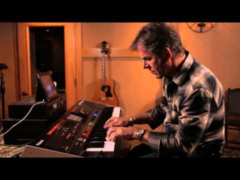 Jonathan Cain on the Roland JUPITER-80