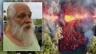 Man Evacuating After Hawaii Volcano Eruption: 'We Can Hear the Lava'