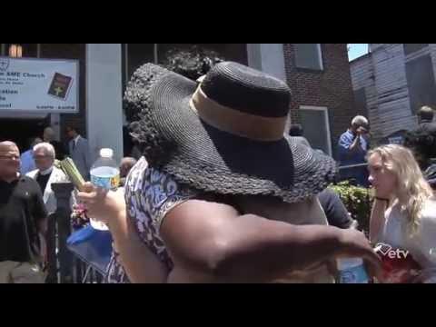 Mayor Riley Recalls Charleston Tragedy