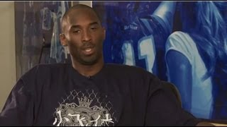 Kobe Bryant ADMITS LeBron James is The Best In The NBA 2012 Interview