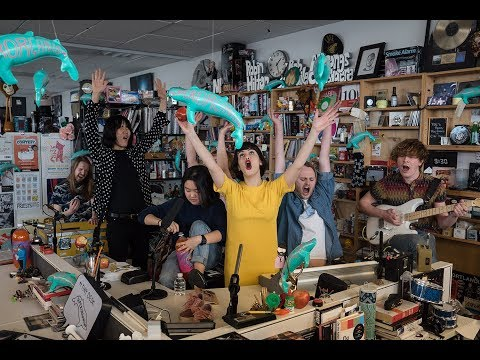 Superorganism: NPR Music Tiny Desk Concert