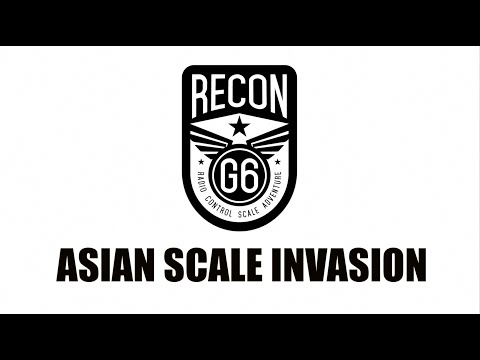 Boom Racing Asian Scale Invasion RECON G6 - Trailer #2