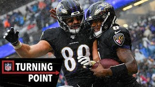 How the Ravens Ran Over the 49ers in Week 13 | NFL Turning Point