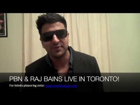 PBN Live from the UK @ LUV TO BHANG inside 6 Degrees in Toronto