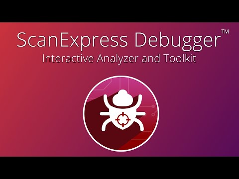 Interactive JTAG Debugging Tool - ScanExpress Debugger