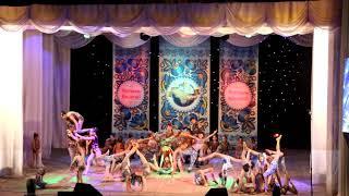 """Afro Circus. Цирковая студия """"Эдельвейс"""", г. Запорожье"""