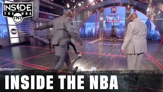 The Inside Guys (Try To) Bend It Like Beckham | Inside the NBA